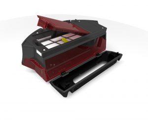 bac et filtre aspirateur robot iRobot Roomba 865