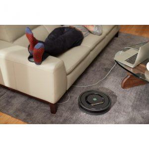 meilleur aspirateur robot iRobot Roomba 865