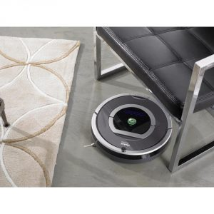 test aspirateur robot automatique irobot roomba 782e