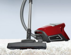 Miele Blizzard CX1 Cat & Dog PowerLine test