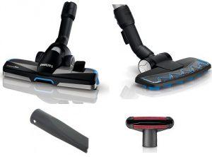 accessoires aspirateur Philips Performer Expert FC872509 Parquet