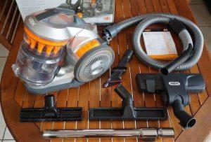 accessoires aspirateur sans sac Vax Air Compact C85-AM-B-E