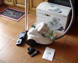 achat aspirateur sans sac H Koenig AXO900