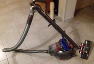aspirateur sans sac Dyson Cinetic Big Ball AnimalPro test