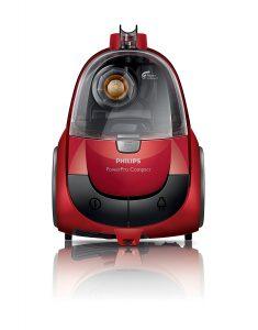 meilleur aspirateur sans fil Philips Powerpro Compact FC932309