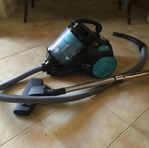 test aspirateur sans sac H Koenig Silence+ SLC80