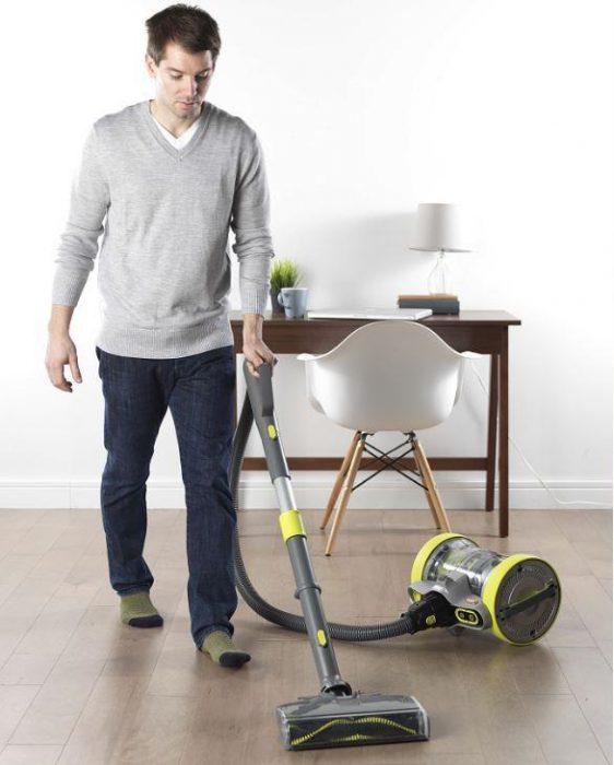 vax air revolve c85 ac ph e l aspirateur sans sac qui n est pas comme les autres. Black Bedroom Furniture Sets. Home Design Ideas