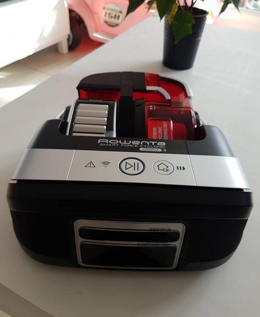 petit aspirateur rowenta robot