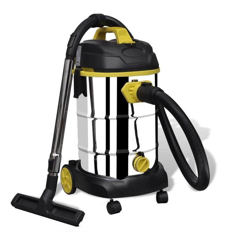 Aspirateur à nettoyage humide / sec 1380 W