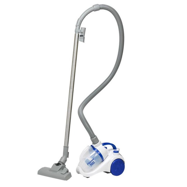 aspirateur sans sac acbe 79db blanc/bleu - abl830wb