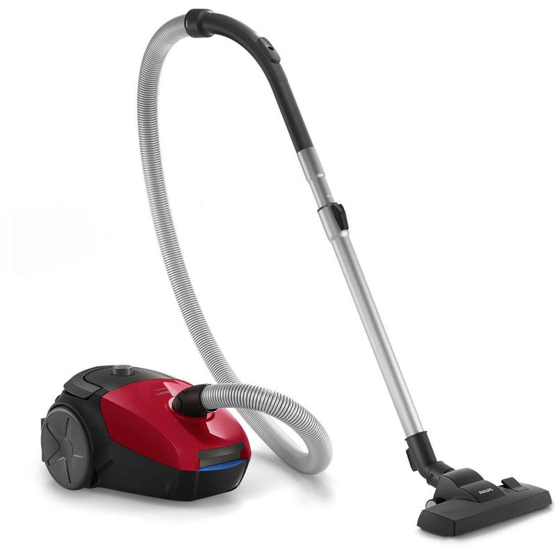 aspirateur traineau adaa 77db rouge - fc8243/09 - philips