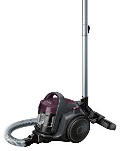 Bosch Electroménager BGC05AAA1 GS05 Cleann'n Aspirateur sans Sac, Classe A, 700 W, 1.5 liters, Gris