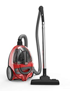Dirt Devil BiBox Aspirateur sans Sac Rouge/Noir 1,2 L