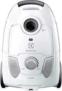 Electrolux eeg41iw aspirateur avec sac EasyGo, Hygiene Filter 12, réglage, vitesse Ice White