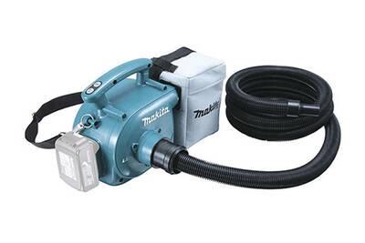 Makita Aspirateur souffleur sans fil 18v li-ion livré sans batterie ni chargeur makita dvc350z