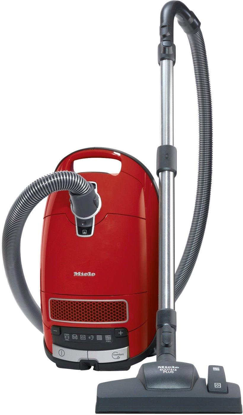 Miele Aspirateur Complete C3 Excellence EcoLine Rouge Mangue 4.5 Litre 550 Watt