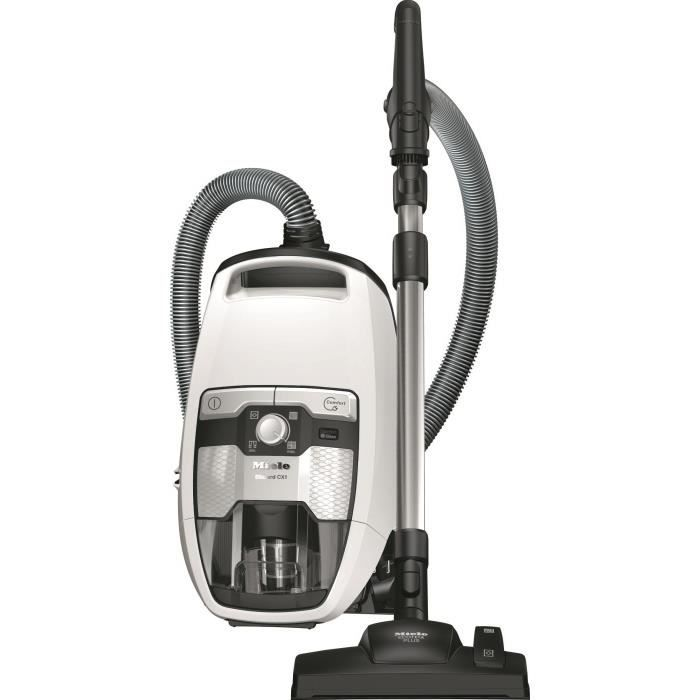 MIELE Aspirateur traîneau sans sac Blizzard CX1 Excellence Eco - 550W - 70 dB - A+ - Blanc