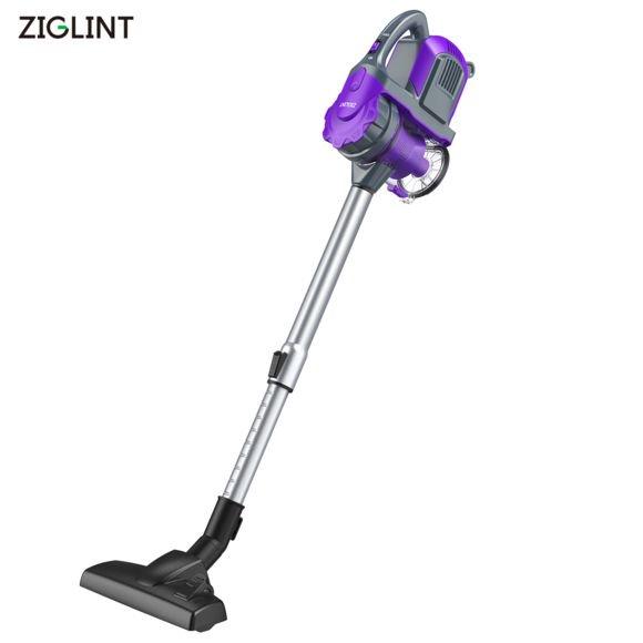 ZIGLINT - Aspirateur à main sans fil Z3 120W 7.5Kpa Violet