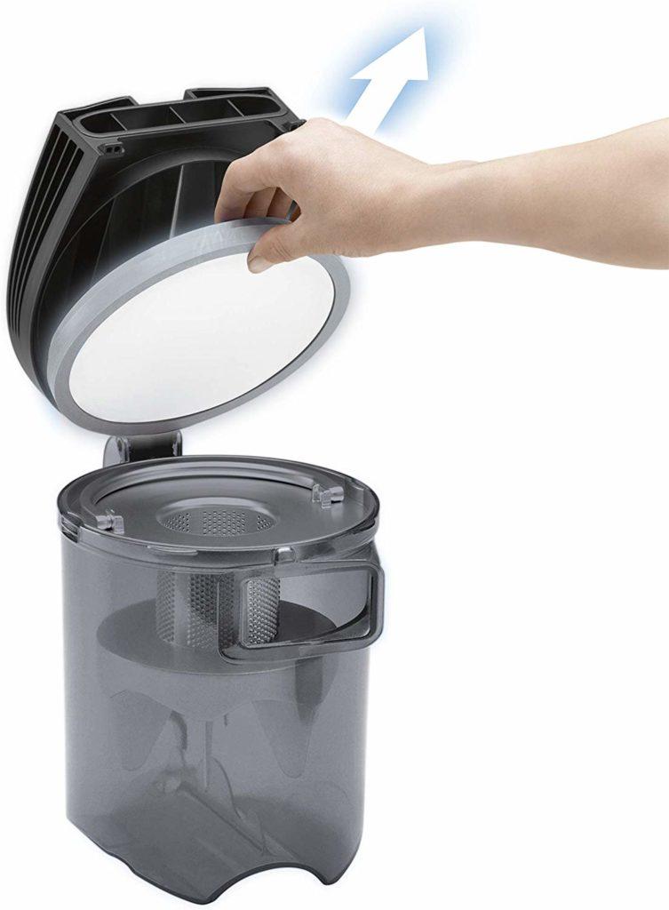 rowenta-ro6984-filtre et poussière