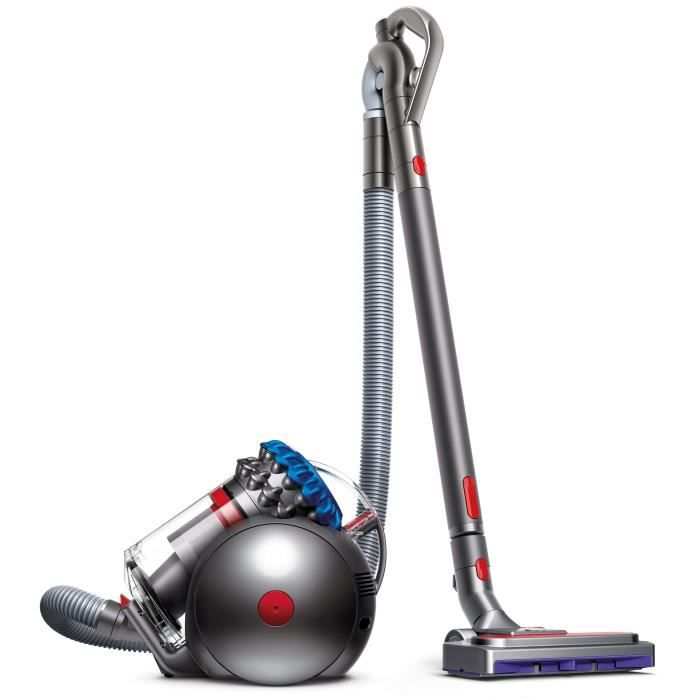 Dyson aspirateur traineau Big Ball Multifloor 2+ - 2 brosses inclues – garantie 5 ans