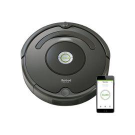 iRobot Roomba 676 - Aspirateur - robot - sans sac