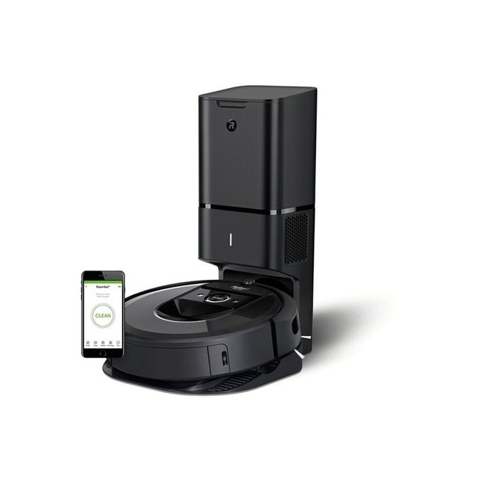 roomba-i7+-vue d'ensemble