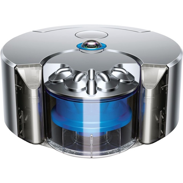 Aspirateur robot 360 Eye expert