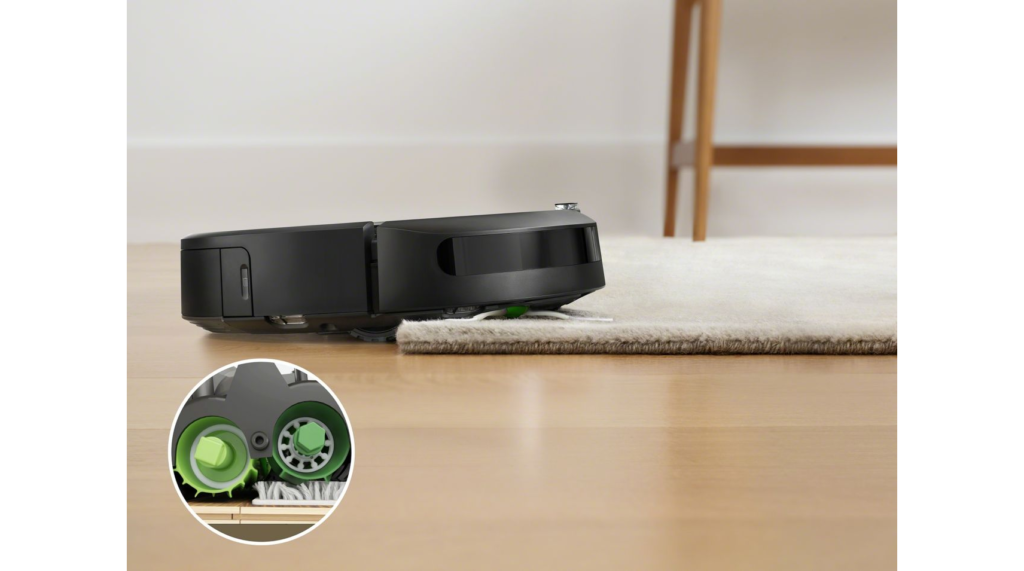 roomba-i7+-gestion des obstacles