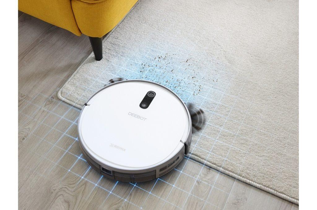 Test du Deebot 710 : pour plus d'autonomie et plus de